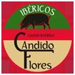 Jamones Ibéricos Cándido Flores en Ciudad Rodrigo Logo